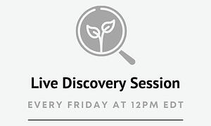 live discovery session for fidesic
