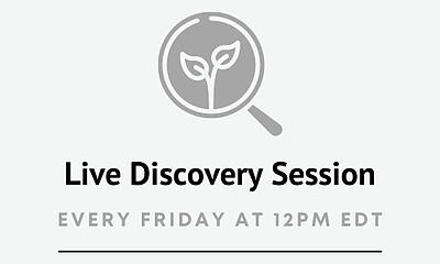live discovery session