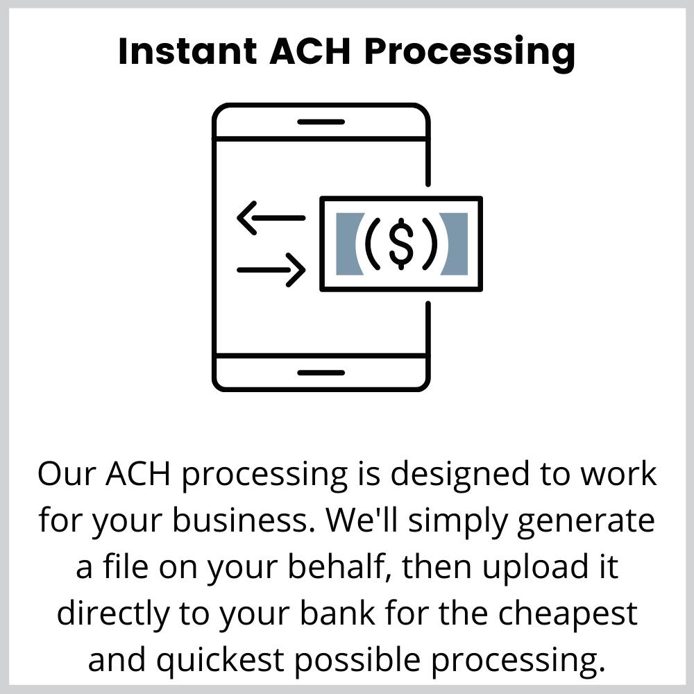 pay invoice via ach