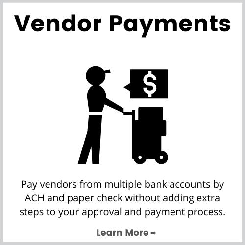 automatic vendor payments